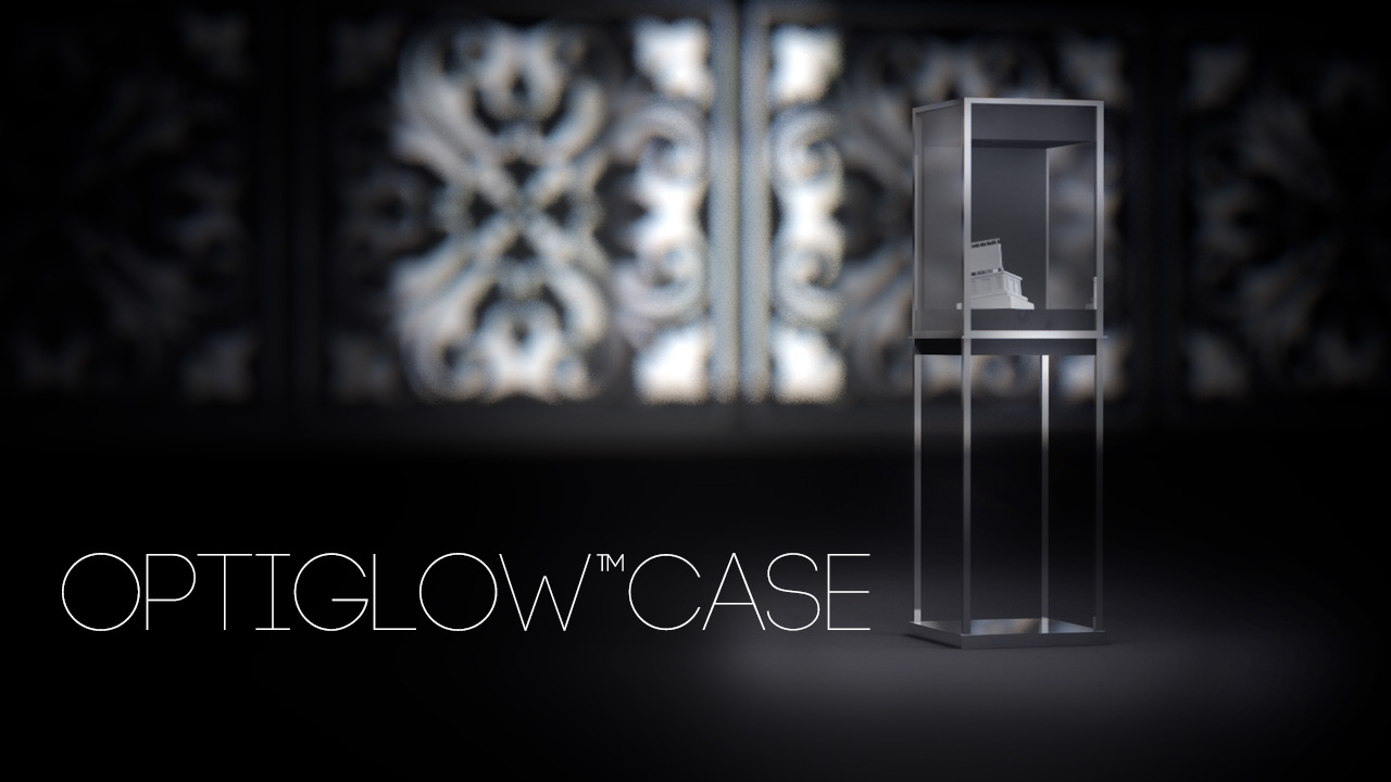 optiglow™case